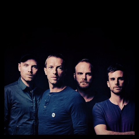 Coldplay Lovebutton