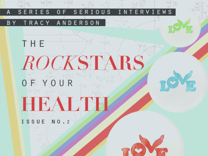 The Rockstars of Your Health: Celebrating Love, Life + Laughing with Dr. Habib Sadeghi – Interview by Tracy Anderson