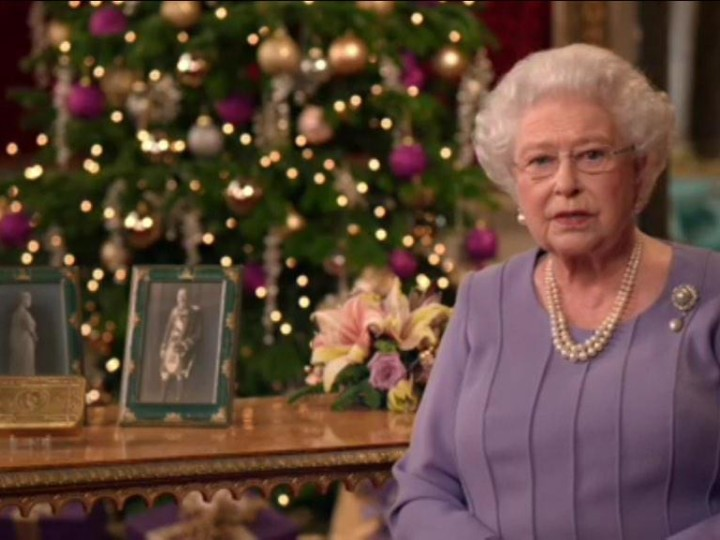 The Queen Speaking of reconciliation & forgiveness