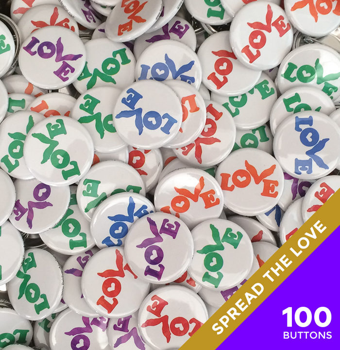 Spread the Love Buttons
