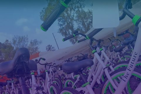 New bikes for students via crowdfunding
