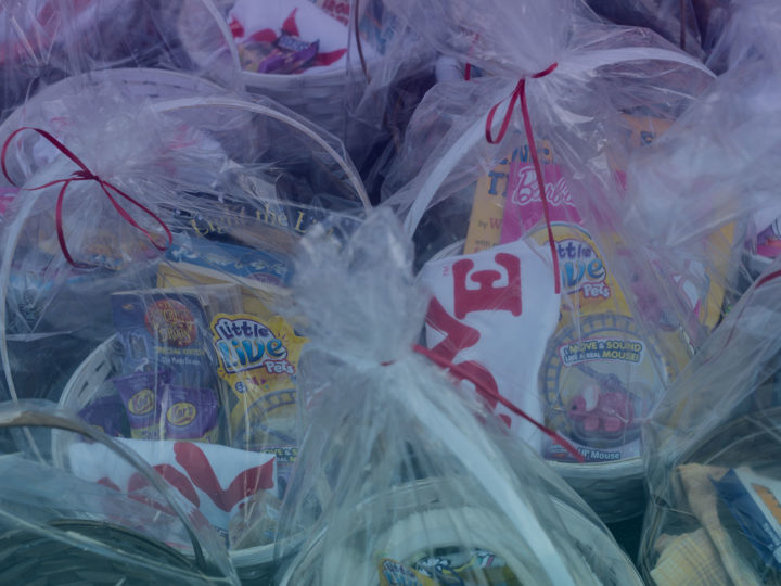 Love Button's Baskets of Love Event is a Success