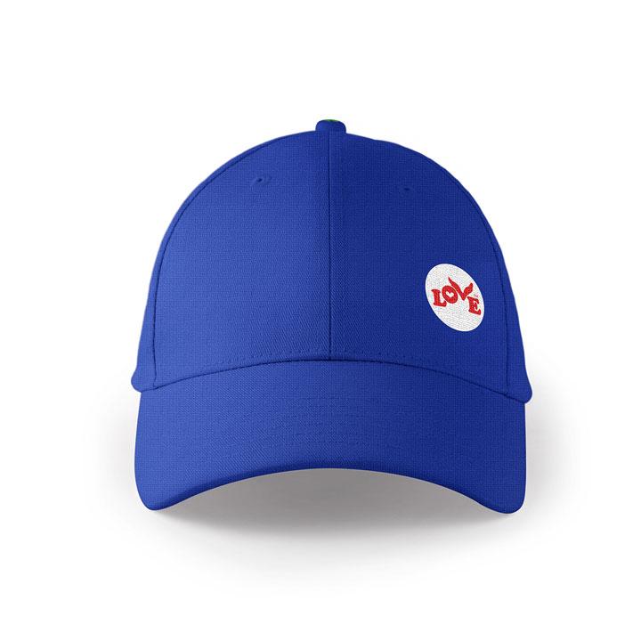 Love Button Global Movement Ball Cap
