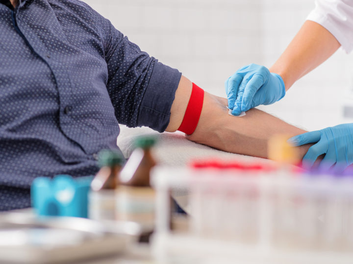 Millions Saved By One Man's Blood Donations