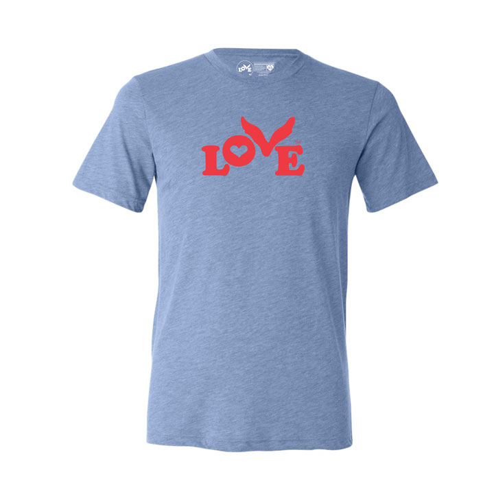 ddb0d53bf Love Button Tee - Love Button Global Movement