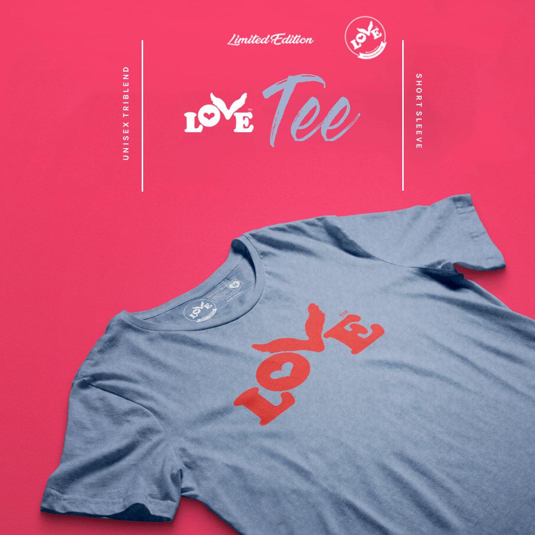 Love Button Tshirt