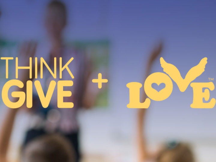 Love Button Joins Forces With ThinkGive