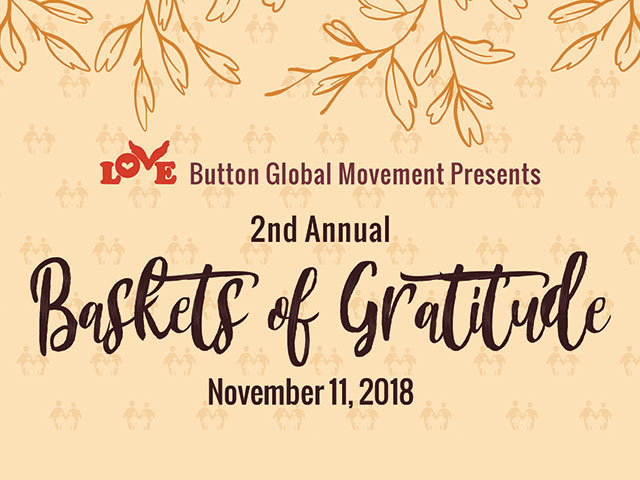 2nd Annual Baskets of Gratitude 11.11 – Support Local In-need Children with Donations