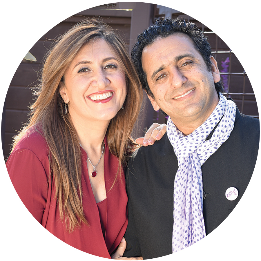 Parenting Workshop Dr. Sami & Dr. Sadeghi