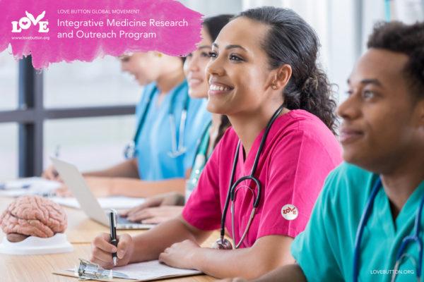 Love Button Global Movement Launches an Integrative Medicine Research & Outreach Program