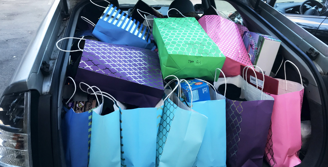 2nd Annual Baskets of Gratitude Event