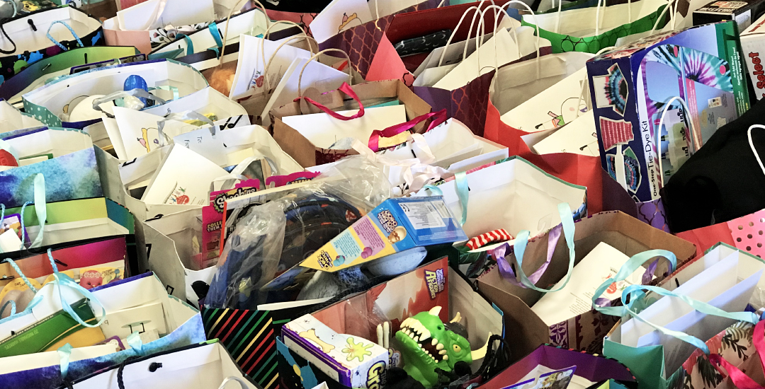 2nd Annual Baskets of Gratitude