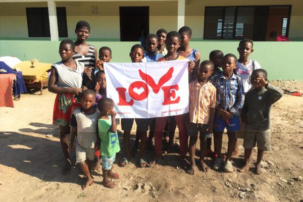 Eugemot Orphanage at Ghana