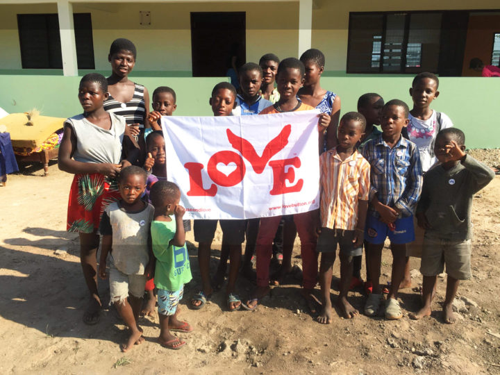 Orphanage in Ghana Needs Your Help
