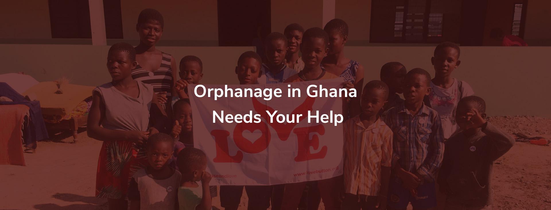 Eugemot Orphange in Ghana
