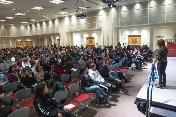 Love Button Lecture Series Kicks Off at Cal Poly Pomona