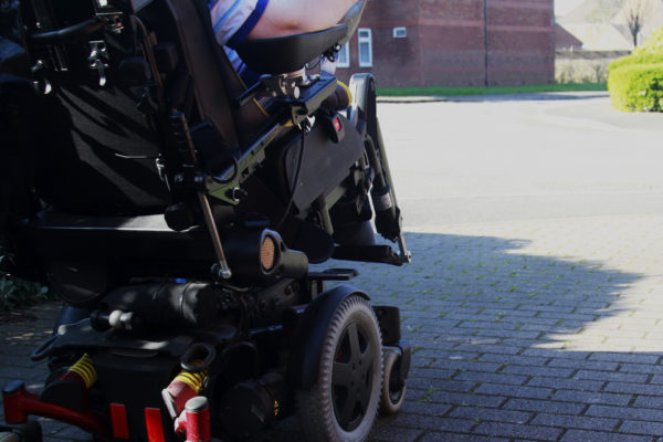 Teen Saves for 2 Years to Buy Friend Electric Wheelchair
