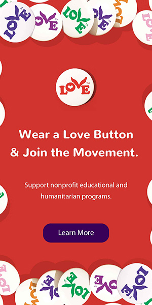 Love Button Global Movement Wear a Button