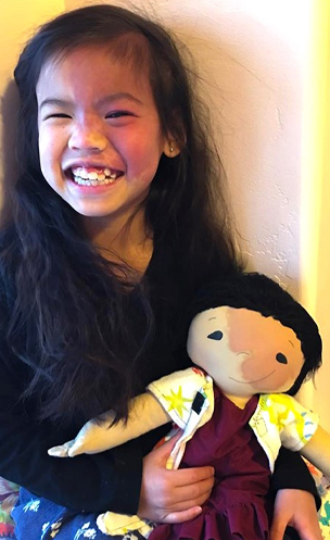Dolls Like Me Makes Toys for Kids with Differences