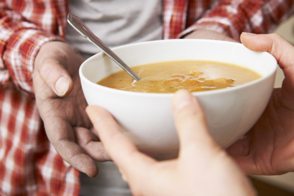 Cafe Owner Delivers Free Soup to Stranger Going Through Chemo for Over a Year
