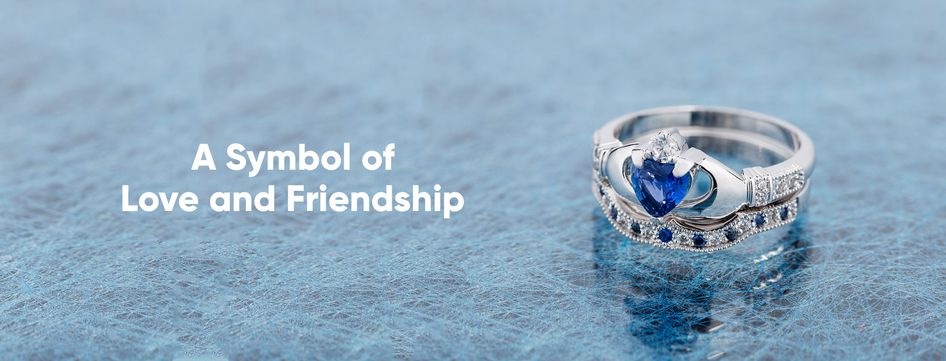 The story behind the famous friendship ring