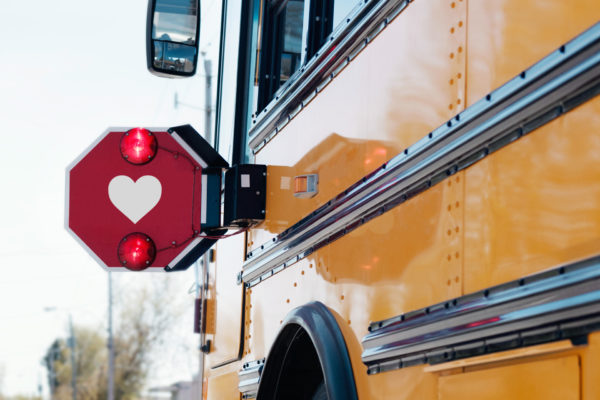 High Schooler Buys Bus for In-Need Students