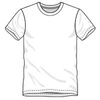 Love Button Crew Neck T-Shirt