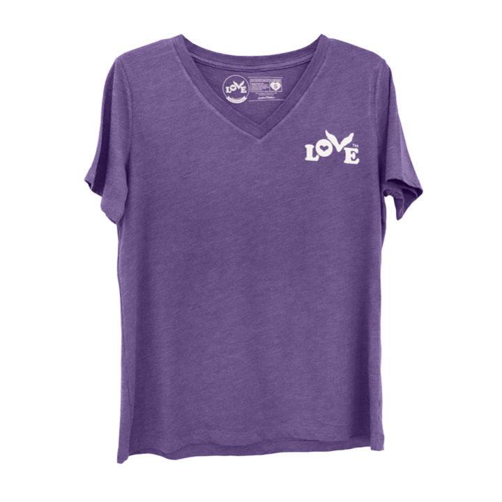 Stand for Love T-Shirt - Women's V-Neck