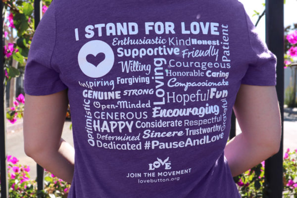 I Stand For Love T-Shirt