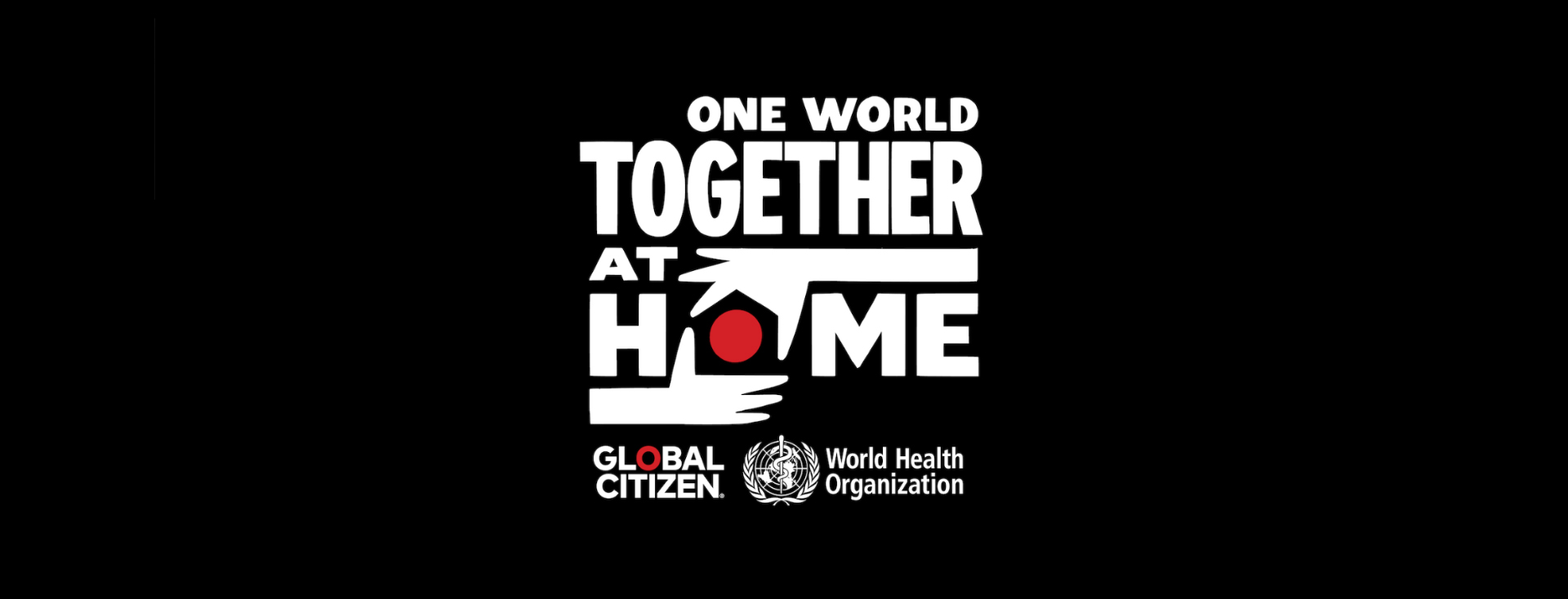 Global Citizen's Together At Home Broadcast
