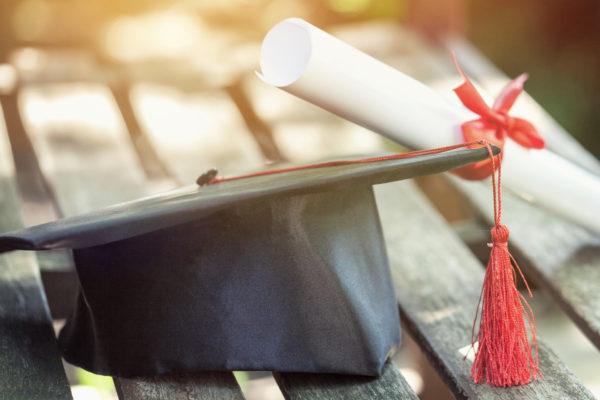 Father Surprises Daughter with Homemade Graduation Ceremony