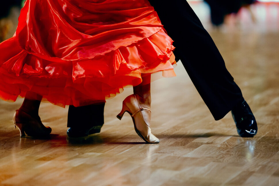 The Dance of Love: Rumba
