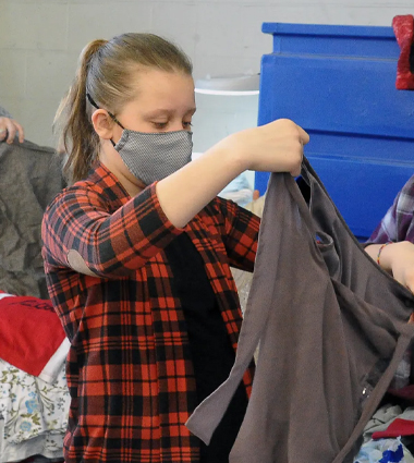 Fifth Grader Creates 'Kindness Closet' For Students In Need