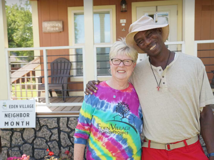 Realtor Turning Abandoned Properties into Homes for the Homeless
